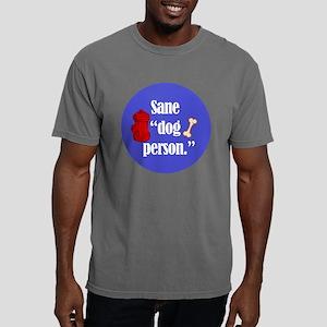 sanedog_rorn Mens Comfort Colors Shirt