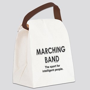 MAG_MBsmrtSportBL Canvas Lunch Bag