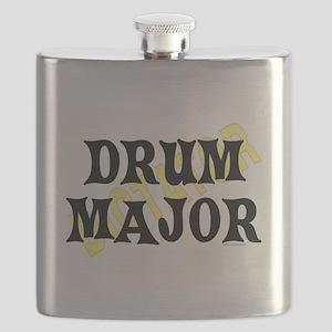 Drum Major Flask