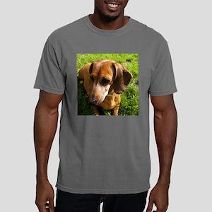 Dachshund-Rorn Mens Comfort Colors Shirt