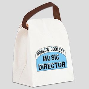 DrumBrain Canvas Lunch Bag