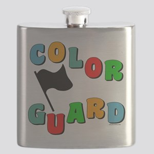 Colorful Guard Flask