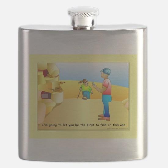 Geocacher Flask