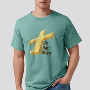 He Has Risen Mens Comfort Colors Shirt