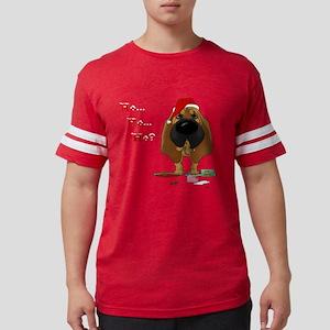 BloodhoundBlueShirt Mens Football Shirt
