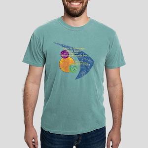 SpockMathQtswoop Mens Comfort Colors Shirt
