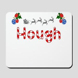 Hough, Christmas Mousepad