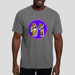 vLeopard Koko tunes Mens Comfort Colors Shirt