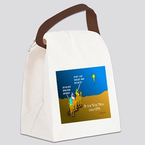 NotMajiLost1 Canvas Lunch Bag