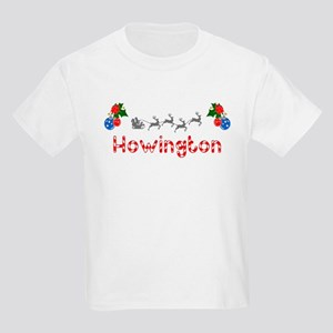 Howington, Christmas Kids Light T-Shirt