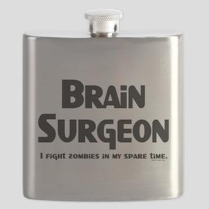 Brain Surgeon Gamer Flask