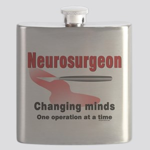 Neurosurgeon Red Flask