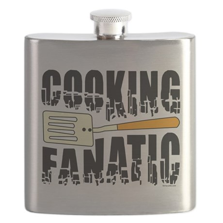 Cooking Fanatic Flask