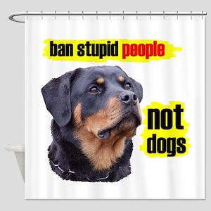 stupidpeople Shower Curtain