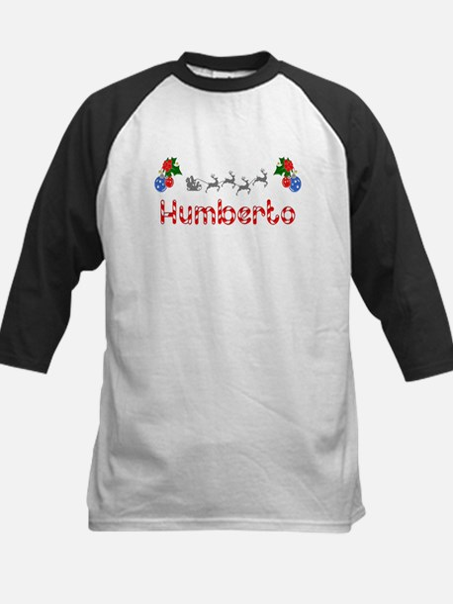 Humberto, Christmas Kids Baseball Jersey