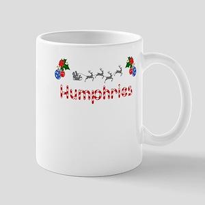 Humphries, Christmas Mug