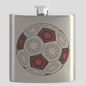 Mechanical Soccer Flask