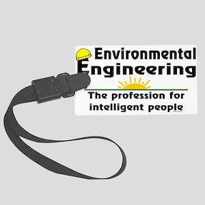 Environmental Genius Large Luggage Tag