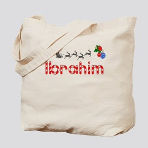 Ibrahim, Christmas Tote Bag