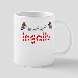 Ingalls, Christmas Mug