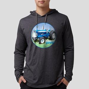 5000-C8trans Mens Hooded Shirt
