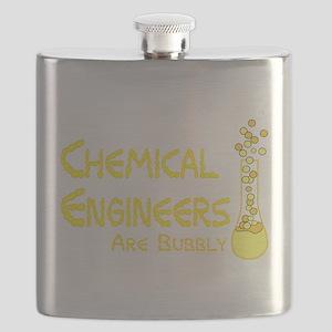 grayChemBubblyBL Flask
