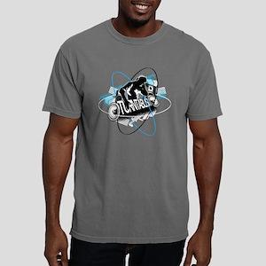 DJ Turntablism Mens Comfort Colors Shirt