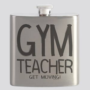 Gym Teacher Flask