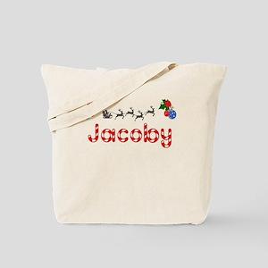Jacoby, Christmas Tote Bag