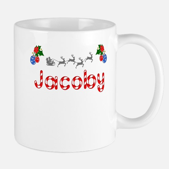 Jacoby, Christmas Mug
