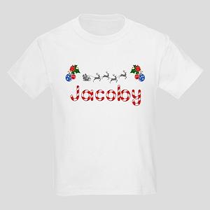 Jacoby, Christmas Kids Light T-Shirt