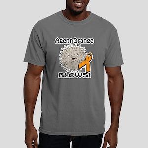 Agent Orange Blows Aware Mens Comfort Colors Shirt