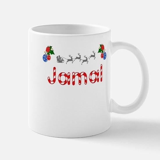 Jamal, Christmas Mug