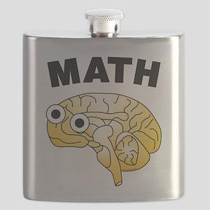 Math Brain Flask