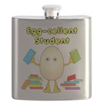 Egg-cellent Student Flask