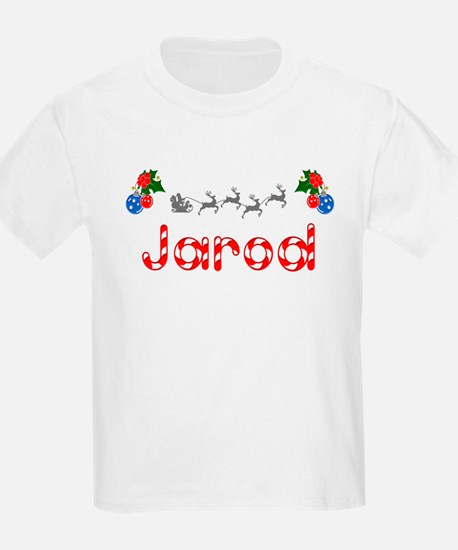 Jarod, Christmas T-Shirt