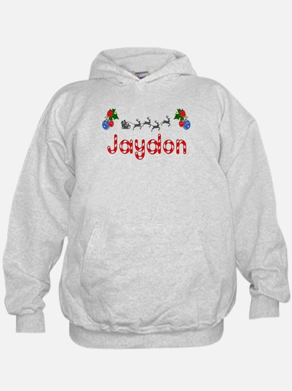 Jaydon, Christmas Hoodie