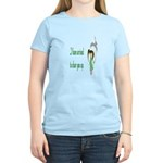 They Sent Me To Cheer You Up Women's Light T-Shirt