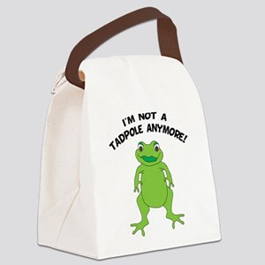 Big Frog Canvas Lunch Bag