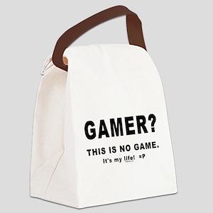 GamerT2 Canvas Lunch Bag