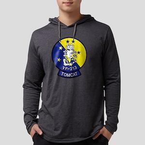 vf213cat Mens Hooded Shirt
