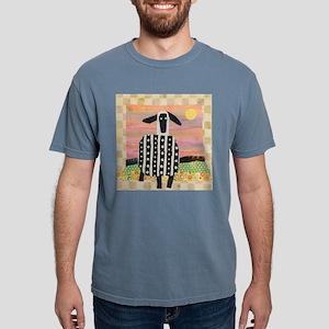 Sheila10x10 158 Mens Comfort Colors Shirt