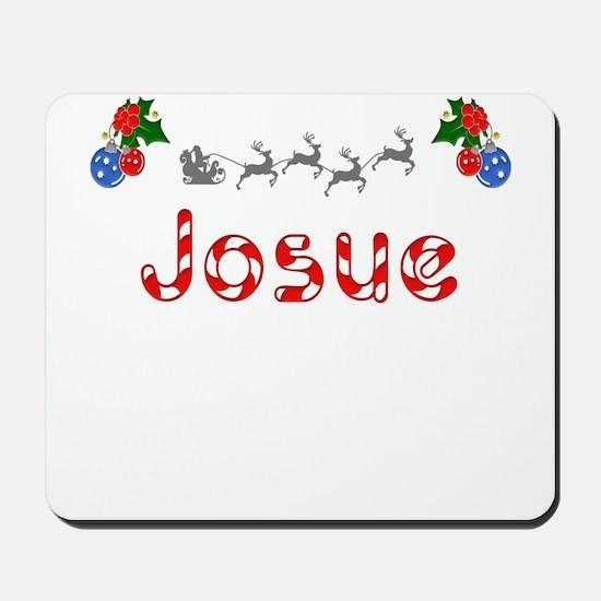 Josue, Christmas Mousepad