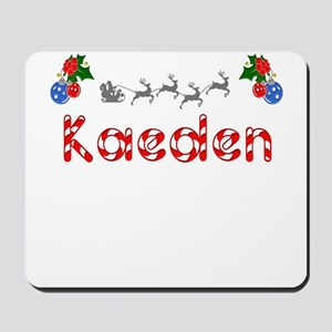 Kaeden, Christmas Mousepad