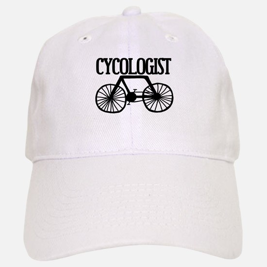 'Cycologist' Baseball Baseball Cap