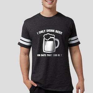 DrinkBeerDays2B Mens Football Shirt