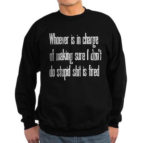 fired Sweatshirt (dark)