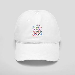 Artists See Beauty Cap