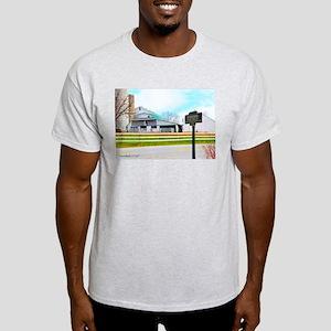 Intercourse, Pa. town sign Light T-Shirt