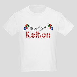 Kelton, Christmas Kids Light T-Shirt